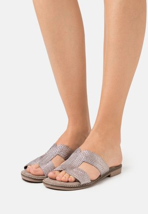 Sandaler - pewter
