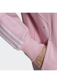 adidas Originals - NINJA HOODIE UNISEX - Felpa - true pink - 4