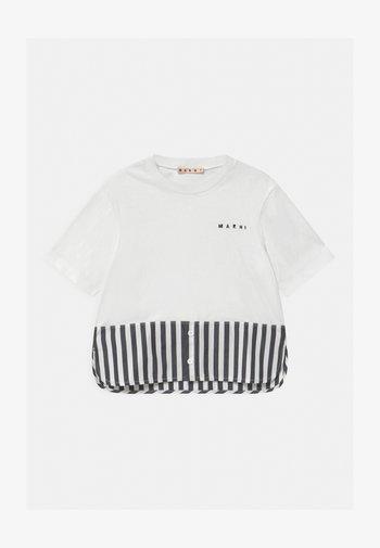 MAGLIETTA - Print T-shirt - blue navy