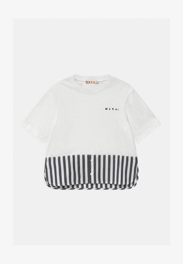 MAGLIETTA - T-shirt print - blue navy