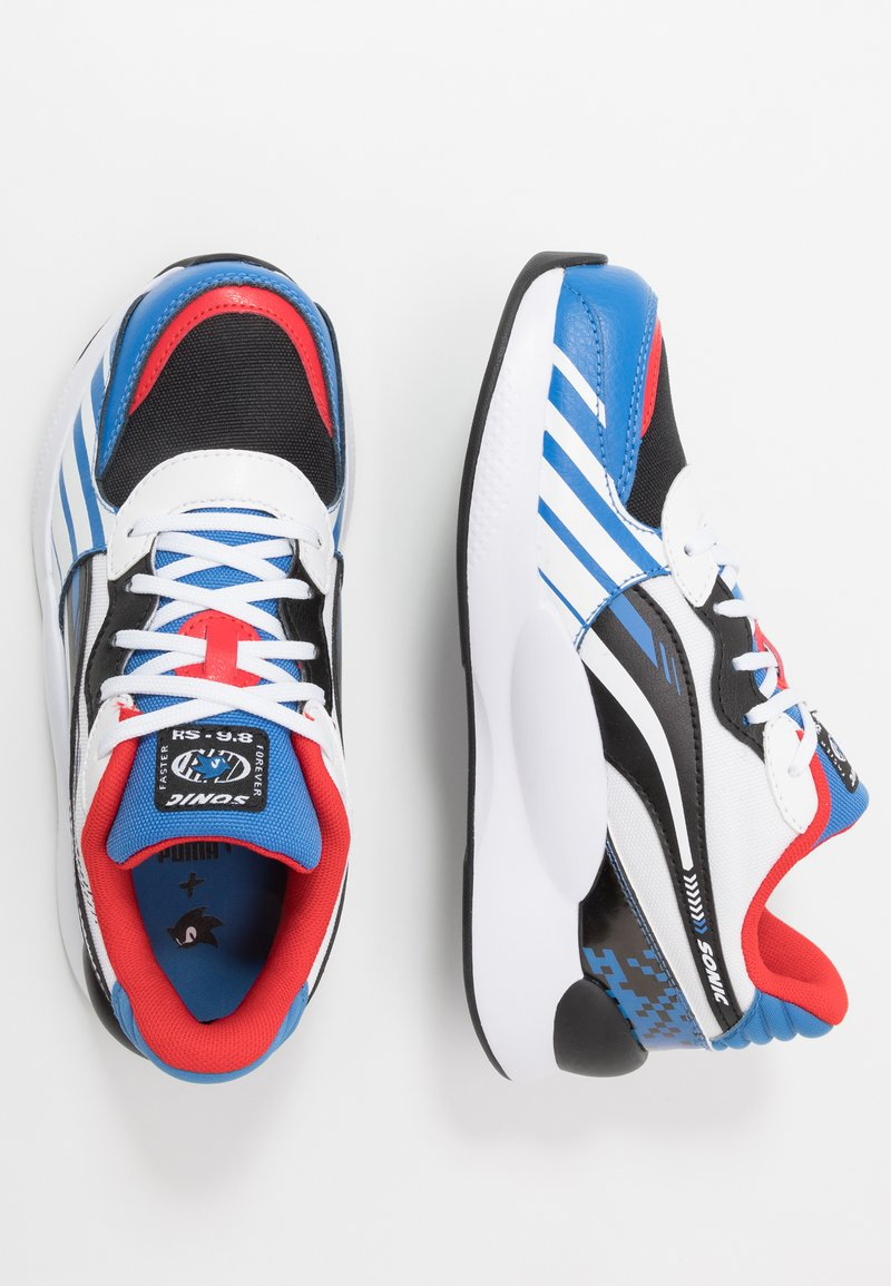 Puma - SEGA RS 9.8 SONIC PS - Sneaker low - palace blue/white
