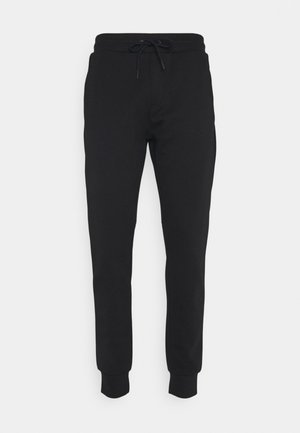 MODERN ESSENTIALS PANTS - Spodnie treningowe - black