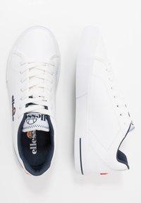 Ellesse - TAGGIA - Trainers - white/dark blue - 1