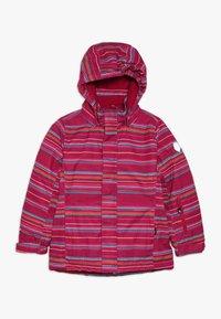 Color Kids - DONJA PADDED JACKET - Ski jacket - raspberry - 0