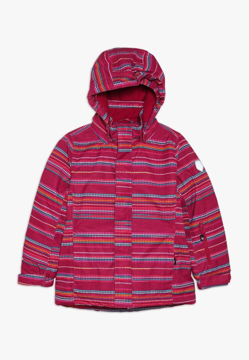 Color Kids - DONJA PADDED JACKET - Ski jacket - raspberry