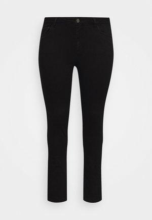 KCVILE - Jeans Skinny - black deep