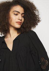 See by Chloé - T-shirt à manches longues - black - 3