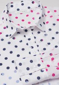 Eterna - MODERN CLASSIC - Button-down blouse - pink - 4