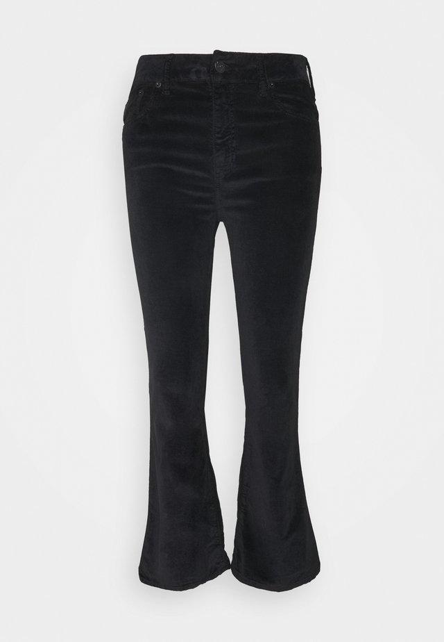 RAVAL - Kalhoty - black