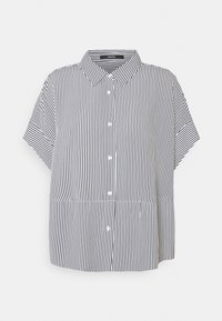 someday. - ZARKO  - Button-down blouse - universe blue - 0