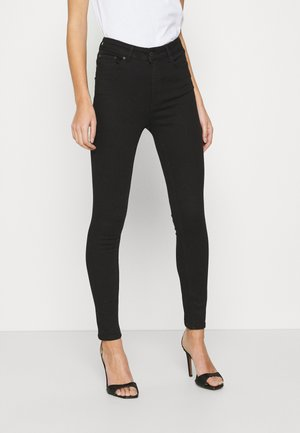 JULIE HIGH WAIST  - Jeans Skinny Fit - black
