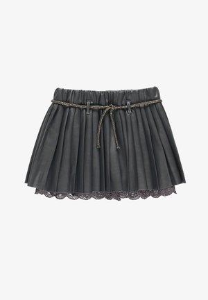Áčková sukně - anthracite