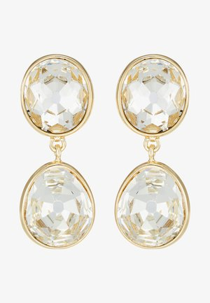 KEY BIG EAR  - Earrings - clear