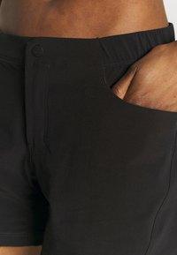 Arc'teryx - ALROY WOMENS - Shorts outdoor - black - 4
