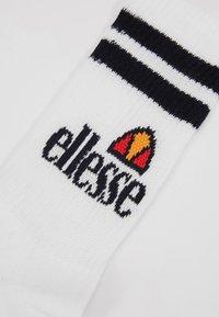 Ellesse - 3 PACK - Socks - white - 2