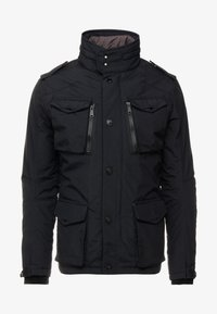Schott - FIELD - Light jacket - black - 6