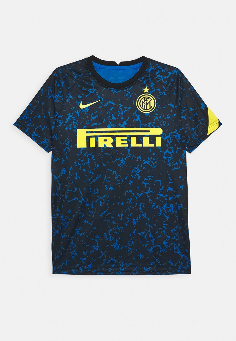Nike Performance - INTER MAILAND DRY - Club wear - blue spark/tour yellow