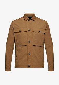 Esprit - SAFARI - Summer jacket - camel - 9