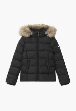 ESSENTIAL BASIC JACKET - Down jacket - black