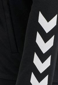Hummel - HMLISAM  - Sweatjakke - black - 4
