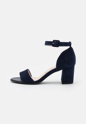 FLORENTINE - Sandals - notte