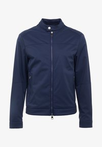 Michael Kors - NYLON RACER - Summer jacket - midnight