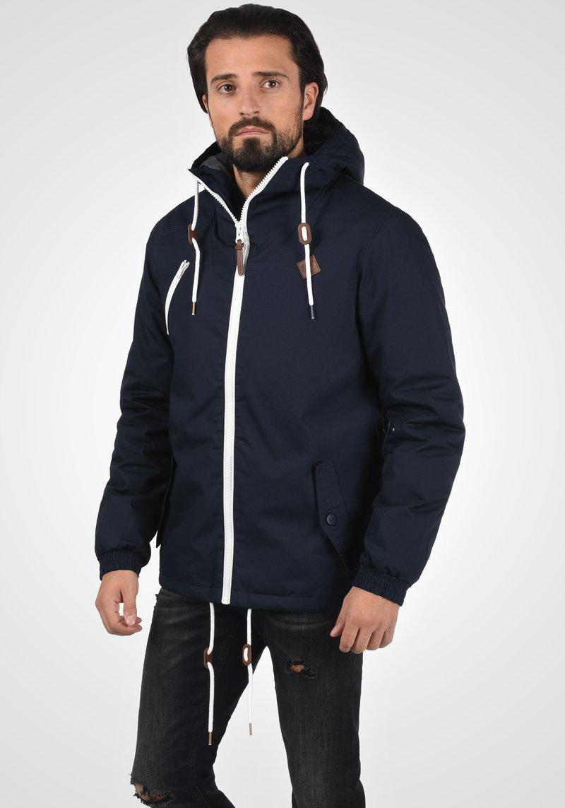Solid - TILDEN - Light jacket - insignia blue