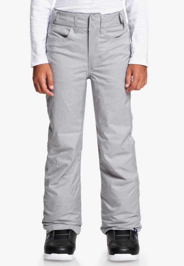BACKYARD  - Snow pants - heather gray