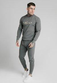 SIKSILK - Sweater - grey - 3