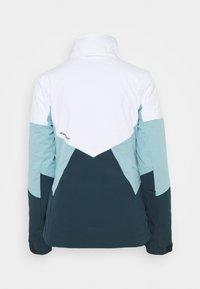 Ziener - TANSY LADY - Snowboard jacket - dark navy/white - 2
