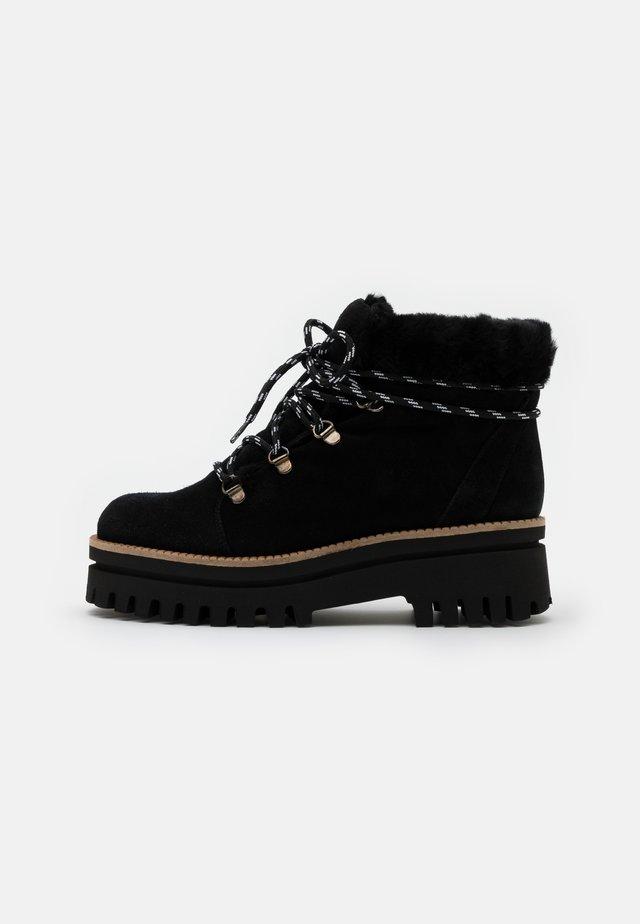 DIEGO - Vinterstøvler - black