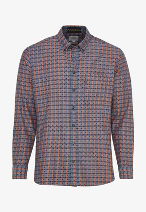 LANGARM REGULAR FIT  - Shirt - navy