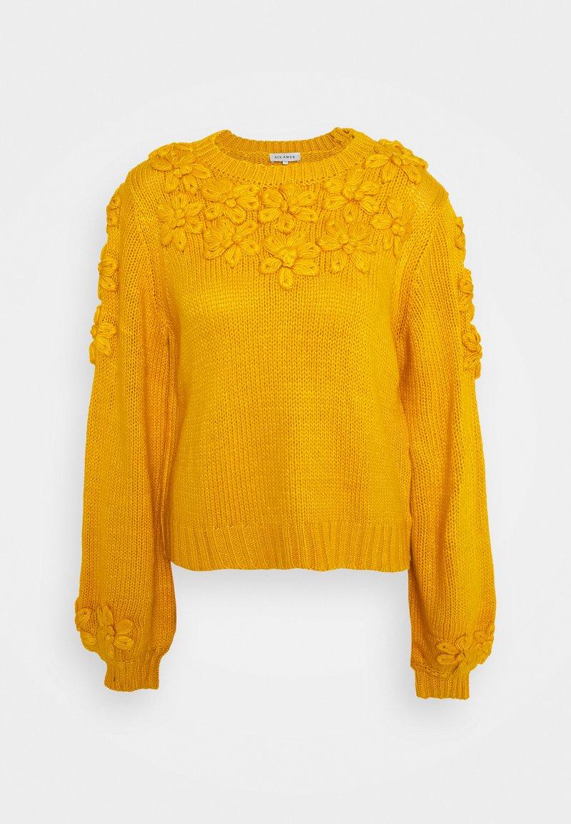 Six Ames - LEANA - Maglione - yellow