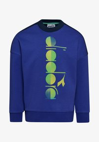 Diadora - CREW CLUB UNISEX - Sweatshirt - blue clematis - 0