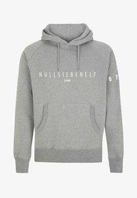 PLUSVIERNEUN - STUTTGART - Hoodie - grey - 6
