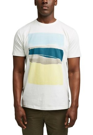 ARTWORK - T-shirt imprimé - off white