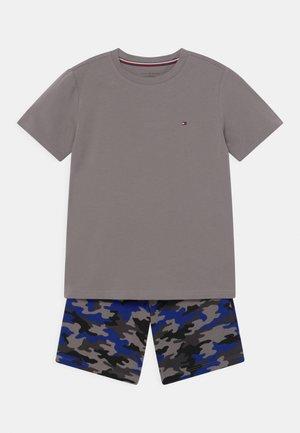PRINT - Pyjama set - grey