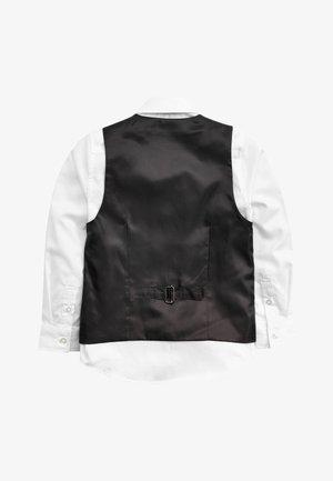 BLACK WAISTCOAT SET (12MTHS-16YRS) - Chaleco - black