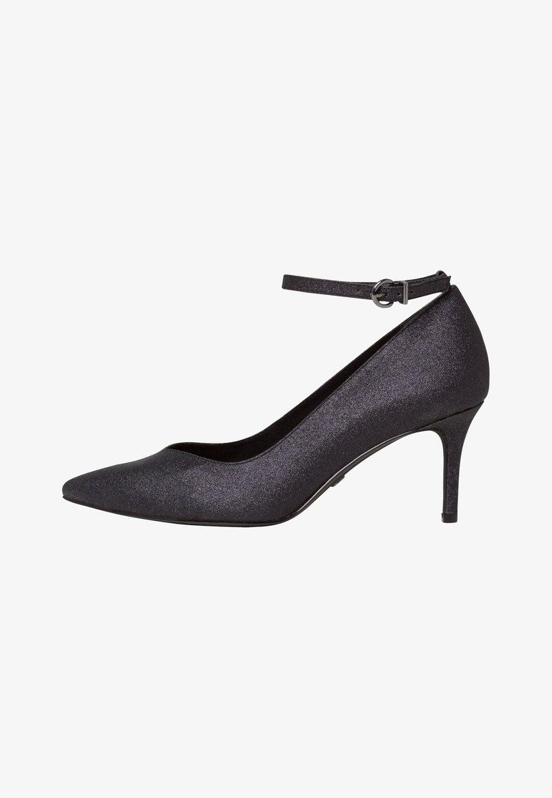 Tamaris - PUMPS - Classic heels - black glam