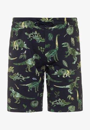 AMARIN - Teplákové kalhoty - navy
