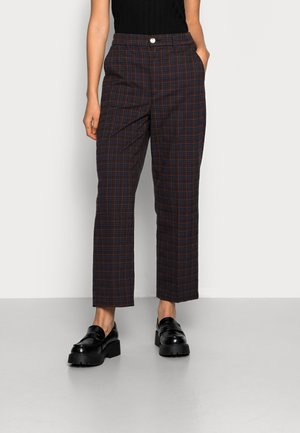 MATH CLUB ELASTIC  - Trousers - black