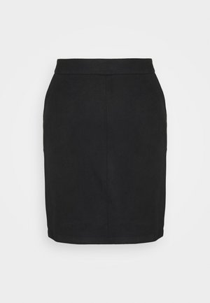 VIFADDY SKIRT - Gonna a tubino - black