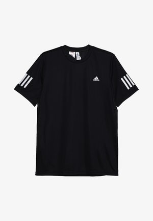 CLUB TEE - Print T-shirt - black/white