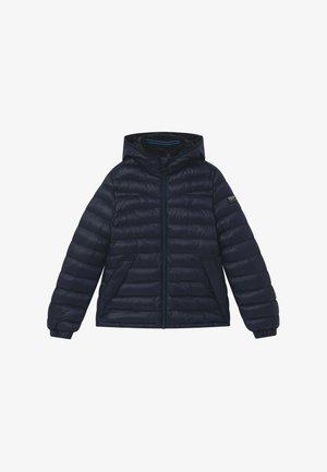 Winter jacket - deep navy