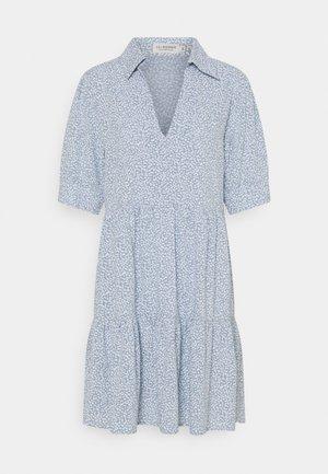 YOUNG LADIES DRESS - Day dress - denim blue