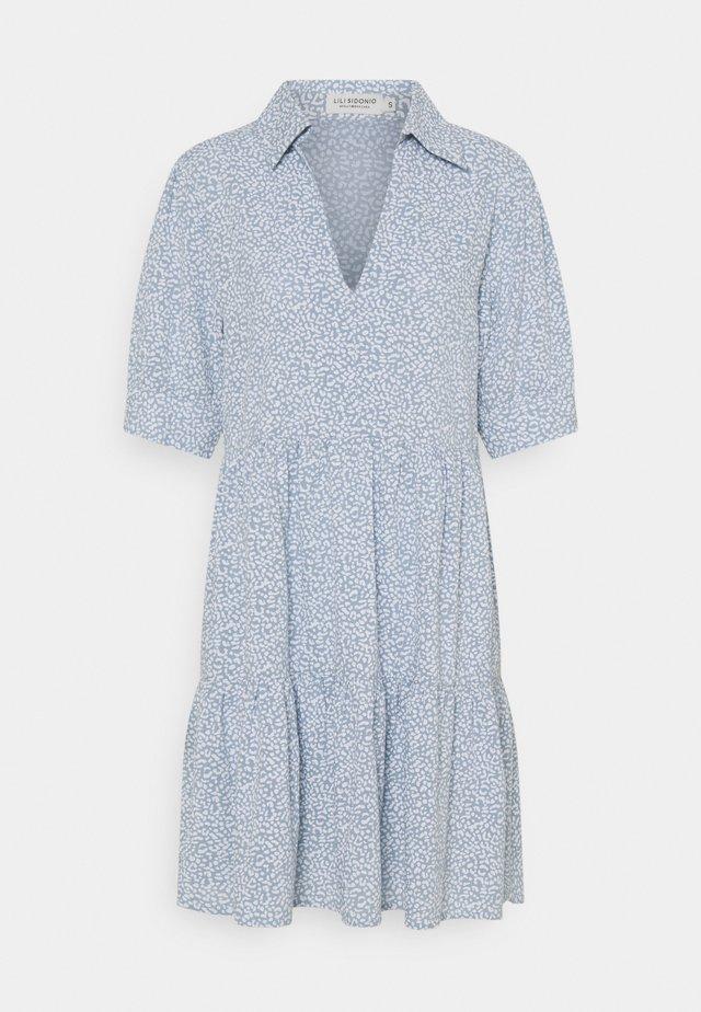 YOUNG LADIES DRESS - Vapaa-ajan mekko - denim blue