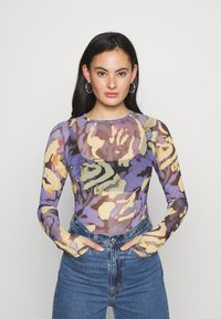 Weekday - SHIRLEY  - Long sleeved top - not defined - 0