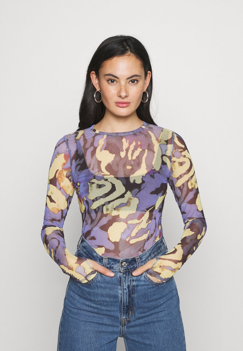 Weekday - SHIRLEY  - Long sleeved top - not defined