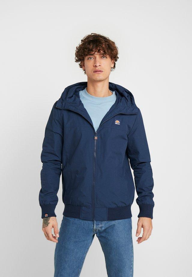 MONTIO - Summer jacket - navy