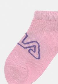 Fila - JUNIOR GIRLS INVISIBLE 6 PACK - Socks - ice cream - 2